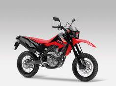 Honda CRF250M 2013 (4.500€) #moto #scooter #selected2013