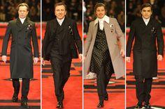 Men's Coats – What Coats Look Chic Over Your Suit?