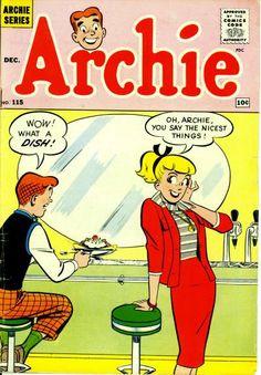 Archie Vol. 115 / Diciembre 1960