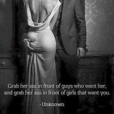 Grabb her ass