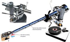 6moons audio reviews: The Audiomods Series V Micrometer Arm