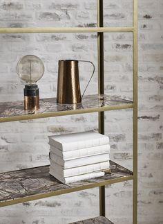 Dekorationsartikel und Geschirr von Nordal in absolut modernen, klassischem Look. Passt auch in Dein Zuhause!