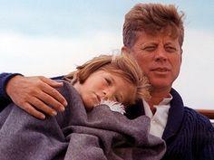 Les grandes heures du destin de JFK