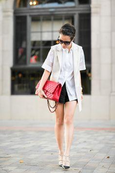 Vested :: Textured vest