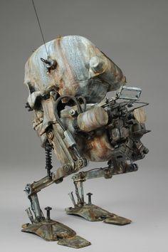 Skull Krote by Klav Mak