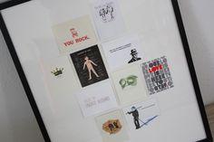 frame love letters / elise blaha