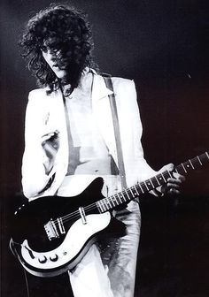 Jimmy and his danelectro