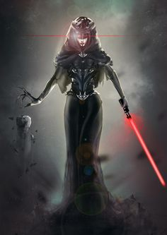 ArtStation - Sith Fanart, Inga Siebert                                                                                                                                                     More Star Wars Sith, Star Wars Rpg, Clone Wars, Female Sith, Sith Costume, Jedi Sith, Sith Lord, Star Wars Pictures, Star Wars Images