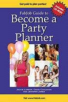 Party Planning Business - Small Office/Home Office