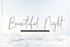Beautiful Night Scri