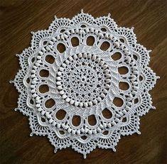 Splendid Doily- Patricia Kristoffersen designs by LaceCrochet