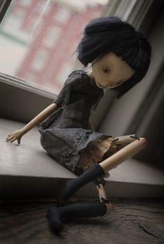 Karly Perez makes amazing dolls! @Deidré Wallace