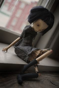 Karly Perez makes amazing dolls!