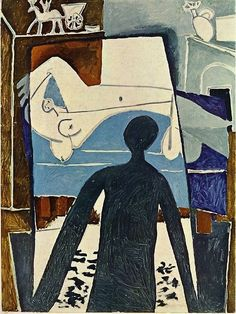 Pablo Picasso , The shadow 1953