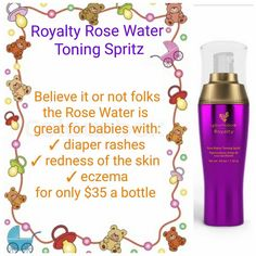 Have children who get diaper rashes a lot? Have very dry skin? Have eczema? Always have redness? For only $35 you can get rid of all that!   Shop here: www.youniqueproducts.com/shyannstewart