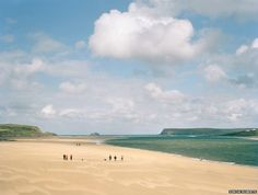 Simon Roberts, Camel Estuary, Padstow, Cornwall, In pictures: Landmark: The Fields of Photography,Somerset House, 29.3.2013