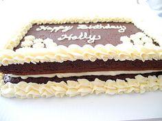Oreo Brownie Birthday Cake - From Calculu∫ to Cupcake∫