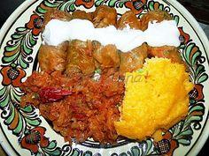 Romanian Food, Romanian Recipes, Tandoori Chicken, Food And Drink, Meat, Baking, Ethnic Recipes, Mariana, Breads