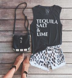 Haha my kind of outfit!