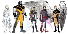 X-Men Redesigns - Lukas Werneck Magik Marvel, Marvel Comics, Marvel Heroes, Marvel Comic Character, Man Character, Character Design, Iceman Xmen, X Men Costumes, Hero Costumes