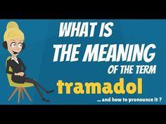 What is Tramadol? - Buy Tramadol Online Pharmacy