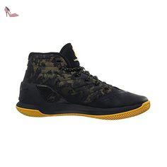 UA W Squad 2, Chaussures de Fitness Femme, Noir (Black), 42.5 EUUnder Armour