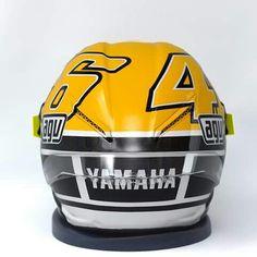 Valentino Rossi #46 Goodwood helmet