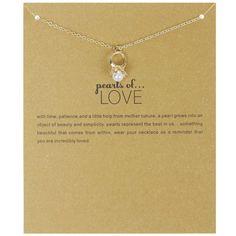 Pear gold color Flowers Pendant Necklace