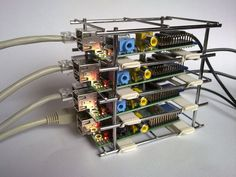 My Raspberry Pi web server - Ive just finished building my Raspberry Pi Cluster #technology