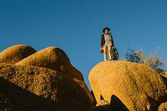 Guide to Joshua Tree. Ryan Tuttle (IG @ryantuttlephoto) x Shoestring Adventures (IG @shoestringadventures)