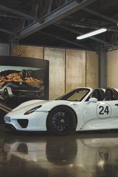Porsche 918 #porsche