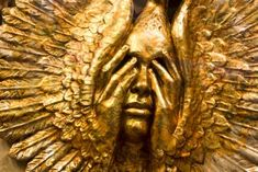 sometimes my guardian angel has to cover her eyes...