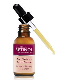 Take a look at this Retinol Anti-Wrinkle Facial Serum by Retinol on #zulily!