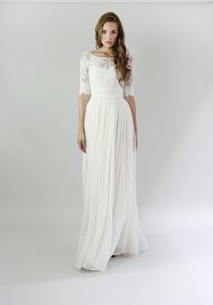 Leanne Marshall Bridal Collection - Model: Heloise