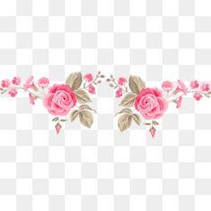 Pintado a mano de flores de material de antecedentes