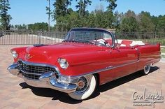 cool 1955 Cadillac Eldorado - For Sale View more at http://shipperscentral.com/wp/product/1955-cadillac-eldorado-for-sale/
