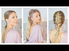 Jennifer Klingvall Hairstyles - YouTube - many options