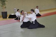 Aikido Danprüfungen im Rahmen des Aikidolehrgang in Niederöblarn Juni 2013, suwari waza