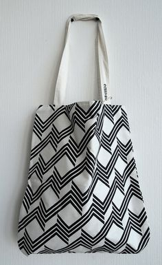 Shopping Bag 09 by ColorblindPatterns on Etsy, €30.00