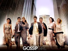 Gossip Girl!!! What's not to like about well-dressed, wealthy, attractive 20-somethings in NYC? MISS WATCHING THIS SHOW