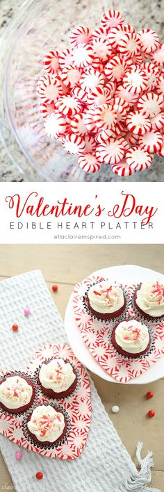 These edible heart p