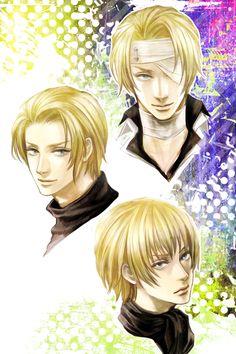zerochan/Final Fantasy VII/Rufus Shinra/#556064