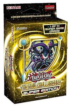 Just in Yu-Gi-Oh! New Cha... ! http://maz-deal.myshopify.com/products/yu-gi-oh-new-challengers-se-hobby-special-super-edition-tcg-cards-booster-mini-box?utm_campaign=social_autopilot&utm_source=pin&utm_medium=pin