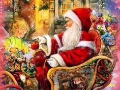 Chant de Noël avec Petit Papa Noël sur le Karaoké FLE ! Une approche ludique pour apprendre ou améliorer son Français en chanson. Un concept pédagogique unique. A vous de jouer !