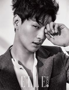 지수 (Ji Soo) for Elle Korea