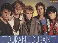 Duran Duran.fashionit hair nya...kereeen banget.....bahkan bintang laga mandarin gaya rambutnya model mereka ditahun ke emasan mereka.
