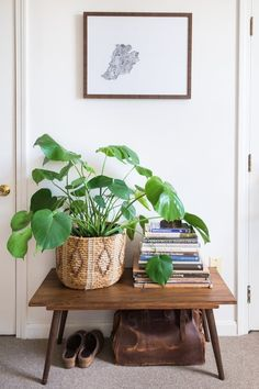 How to make your balcony beautiful decorating with plants apartment home decor money plant interior decoration Decoration Design, Deco Design, Decoration Table, Design Trends, Home Interior, Interior And Exterior, Interior Design, Image Deco, Old Baskets