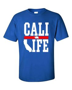 Cali Life Fashion California lifestyle T-Shirt