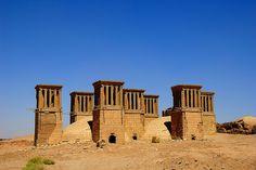 Yazd - Iran Créée il y a plus de 2500 ans sous l'empire achéménide, Yazd compte parmi les plus belles oasis du pays. Elle se situe au centre de l'Iran