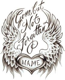 Tattoo i want in memory of my grandpa. And don't no one else take my idea!!!!!!